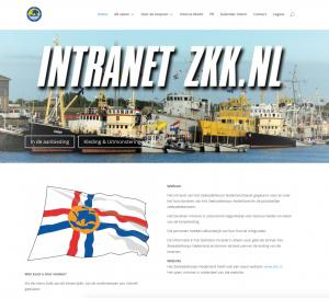 e.a.a. internet, WordPress, website